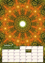 12-Tierkreis-Kalender-