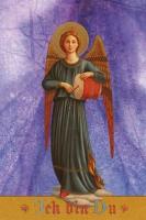 Engel mit Trommel 1