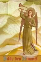 Engel mit Posaune 2