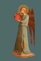 Engel mit Tamburin 4