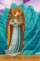 Engel mit Orgel